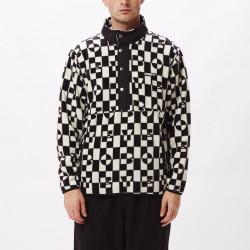 OBEY, Selector pullover, Black multi