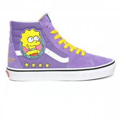 VANS, Sk8-hi, (the simpsons)lisa 4 prez