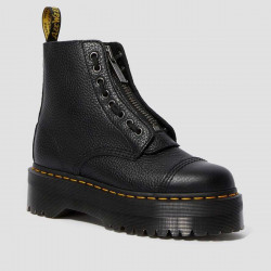 DR. MARTENS, Sinclair, Black milled nappa