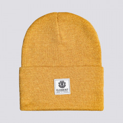 ELEMENT, Dusk beanie, Old gold htr