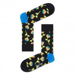HAPPY SOCKS, Hand flower sock, 9000