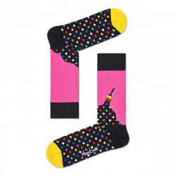 HAPPY SOCKS, Paint sock, 9001