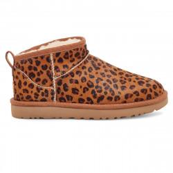 UGG, W classic ultra mini leopard, Nat