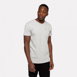 RVLT, Pocket t-shirt 1199, Grey-mel