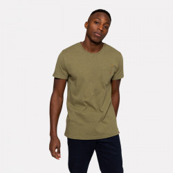 RVLT, Pocket t-shirt 1199, Army-mel