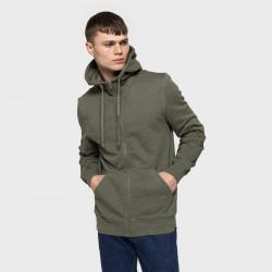 RVLT, Zip-up hoodie 2053, Army-mel