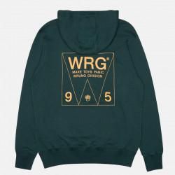 WRUNG, Pyramid, Dark green