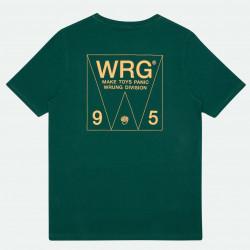 WRUNG, Pyra tee, Dark green