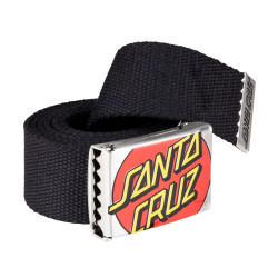 SANTA CRUZ, Crop dot belt, Black