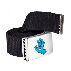 SANTA CRUZ, Screaming mini hand belt, Black