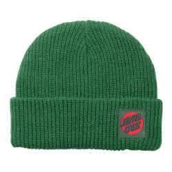 SANTA CRUZ, Missing dot beanie, Evergreen