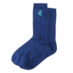 SANTA CRUZ, Screaming mini hand sock, Dark navy