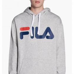 FILA, Classic long hood kangaroo, Light grey melange bros
