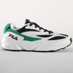 FILA, Venom low, White / fila navy / shady glade
