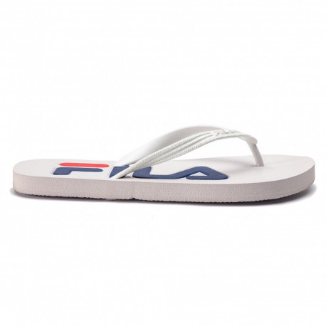 Troy slipper wmn - White