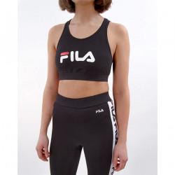 FILA, Women other crop top, Black