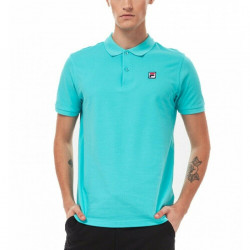 FILA, Men edgar polo ss, Blue curacao