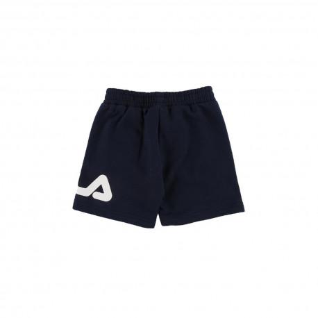 Kids classic basic shorts - Black