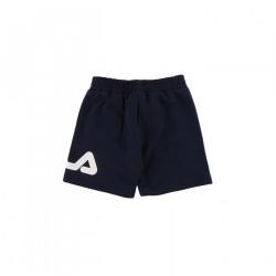 FILA, Kids classic basic shorts, Black iris