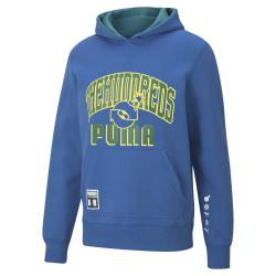 PUMA, Puma x th rev hoodie, Olympian blue