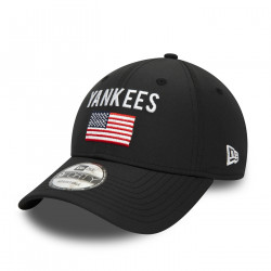 NEW ERA, Team flag 9forty neyyan, Blk