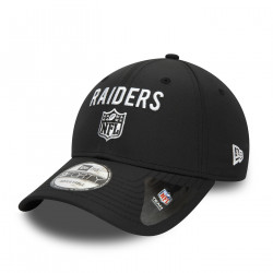 NEW ERA, Team flag 9forty lasrai, Blk