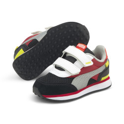 PUMA, Future rider nf, High risk red-puma black