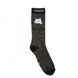 RIPNDIP, Peeking nerm socks, Space dye