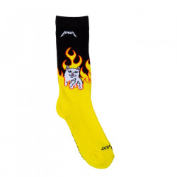 RIPNDIP, Welcome to heck socks, Black