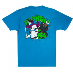 RIPNDIP, Teenage mutant tee, Blue