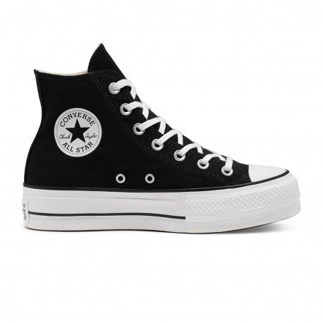 Chuck taylor all star lift hi - Black/white/white