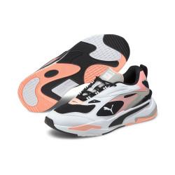 PUMA, Rs-fast, Puma black-puma white-elektro peach