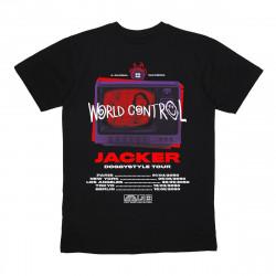 JACKER, World tour, Black