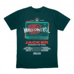 JACKER, World tour, Dark green
