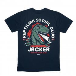 JACKER, Reptilian, Navy