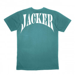 JACKER, Corpo, Teal