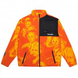 JACKER, Propaganda jacket, Orange