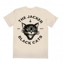 JACKER, Black cats, Beige