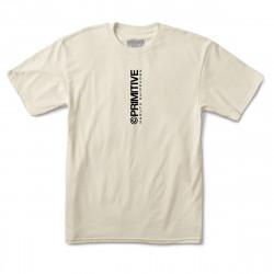 PRIMITIVE, T-shirt obito, Cream