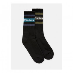 DICKIES, Madison heights sock, Black