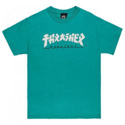 THRASHER, T-shirt godzilla, Jade