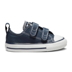 CONVERSE, Chuck taylorll star2v ox navy/wht, Athletic navy/white
