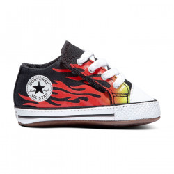 CONVERSE, Chuck taylor all star cribster mid, Black/fresh yellow/enamel red