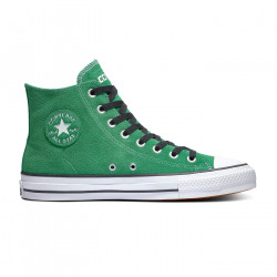 CONVERSE, Chuck taylor all star pro hi, Green/black/white
