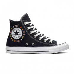 CONVERSE, Chuck taylor all star hi, Black/white/black