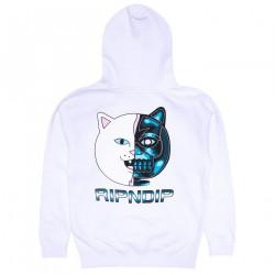 RIPNDIP, Nerminator hoodie, White