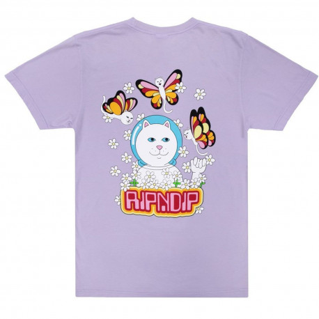 Butterfly tee - Lavender