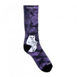 RIPNDIP, Lord nermal socks, Lavender tie dye