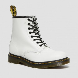DR. MARTENS, 1460, White smooth