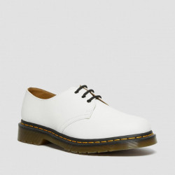 DR. MARTENS, 1461, White smooth